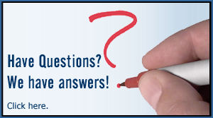 Have questions? Click for answsers.